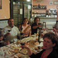 Cata de vinos syrah en la Taberna del Cuco